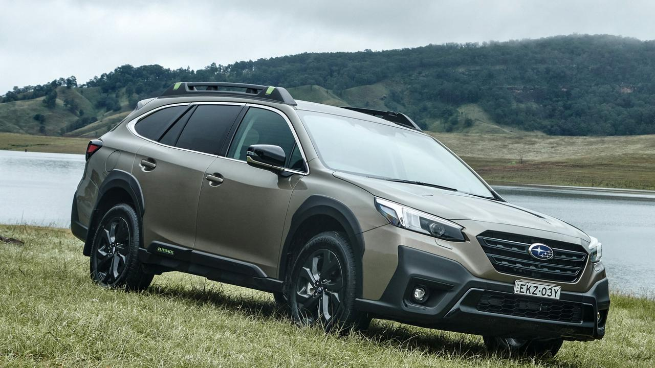 The 2021 model Subaru Outback is a sound and confident offering.