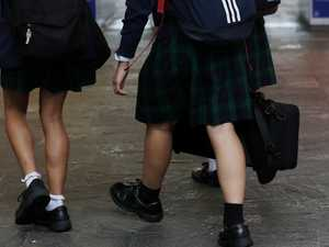 School's police threat to late parents