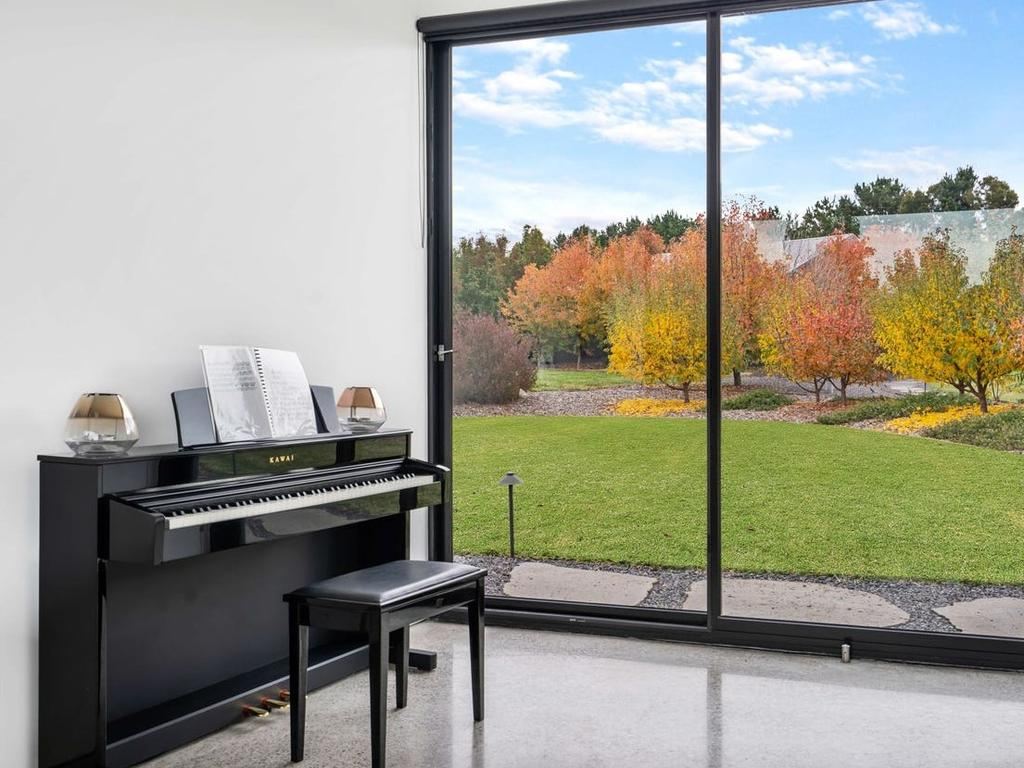 This is truly a room with a view. Picture: Blackbird & Wren/realestate.com.au