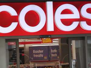 Shoppers lose it over change at Coles