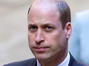 William recalls 'dark days of grief'