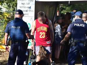 27 arrests as drug dogs sniff out LSD, MDMA at festival