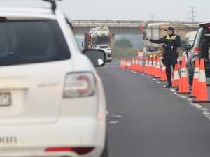 VIDEO: 49 drivers arrested in CQ highway roadblock blitz