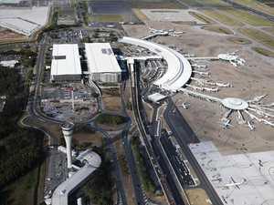 Flights delayed after Brisbane Airport systems shut down