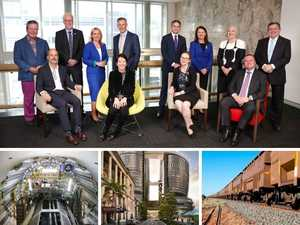 Qld's most influential leaders reveal key projects