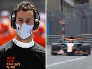Daniel Ricciardo officially hits rock bottom