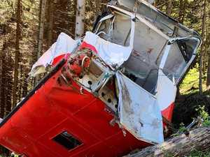 14 passengers killed as cable car falls