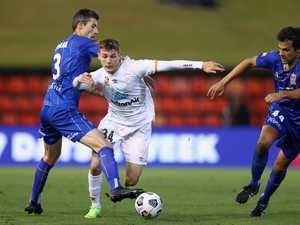 Ipswich footballer rewarded with A-League contract