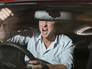 Tradie's 'erratic' road rage leaves mum in tears