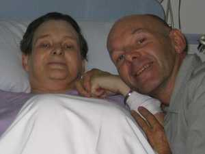'You promised it wouldn't be like this': Dying words haunt family