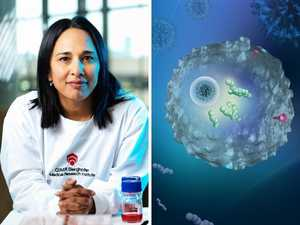 Qld's astounding double world-first COVID drug breakthroughs
