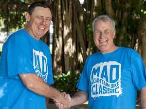 Mountain biking brings MADness to Mackay