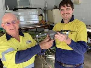 The future of farming: Drones reduce costs, help reef