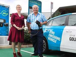 Electric car company in billion-dollar US merger deal