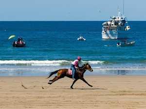 Reviving Mackay beach races akin to 'flogging a dead horse'