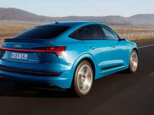 Audi's game-changing new model tested