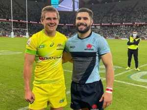 Coast rugby star debuts against world's best