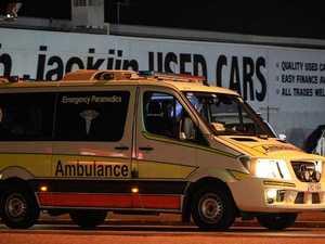 Man suffers serious injuries in Peak Downs Highway crash