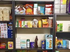 Mum's food stockpile saves her thousands