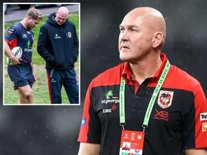 McGregor says De Belin saga cost him his job