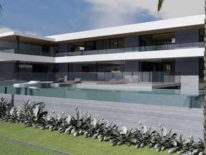 $5.5 million mansion to be built on coast beachfront