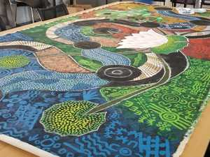 Rocky police cars to receive Indigenous art makeover