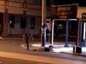 'I heard his head crack': Video captures sickening attack