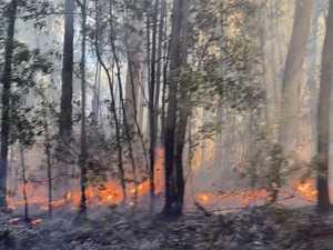 'High risk' Whitsunday community urged to get bushfire ready