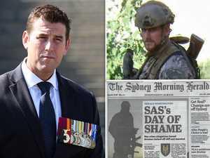 VC hero nowhere near 'murder' scene, court told