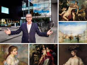 Incredible bid to shift 65 masterpieces from NYC to Brisbane