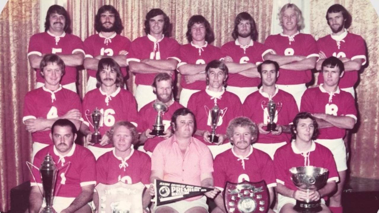 Colts 1976 A-grade premiers.