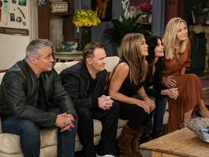 What China censored from Friends reunion