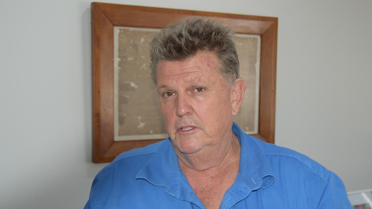 Rockhampton businessman Dominic Doblo