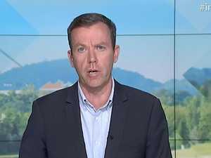 Live TV blunder: 'Go to Centrelink'