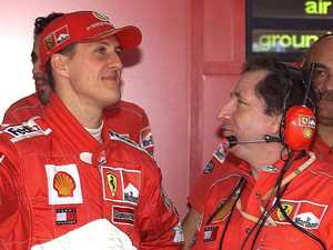 Ex-Ferrari boss' Schumacher reveal