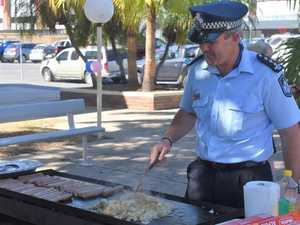 Police barbecue fired up for LGBTIQ awareness day