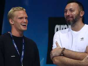 Why Thorpey is helping singer's Olympic bid