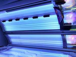 Customer's horror find in sun-bed