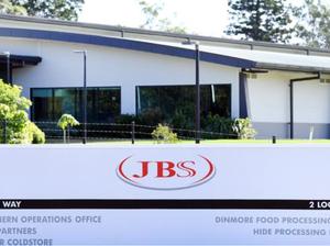 JBS meatworks staff stood down following cyber attack