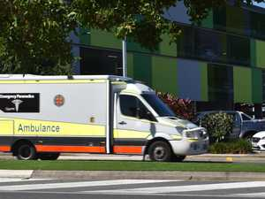 Emergency services rush to West Mackay two-car smash