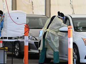 Virus concerns for 28,000 outside Victoria