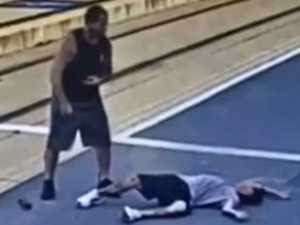 WATCH: Sickening moment man floored in one-punch attack
