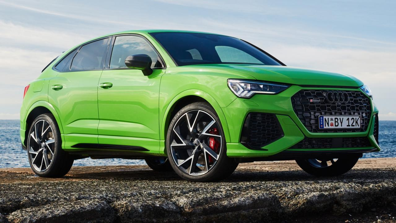 Packing power and prestige is the Audi RS Q3.