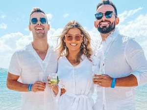 White-hot Whitsundays event wows a glamorous crowd
