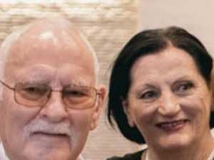 Elderly murder-accused remains in hospital