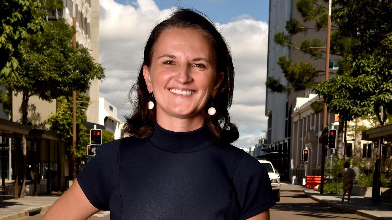 Townsville Enterprise CEO Claudia Brumme-Smith. Picture: Evan Morgan