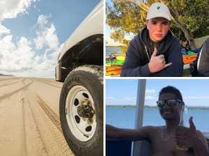 Beach ban outcry after Bribie Island and Teewah fatals