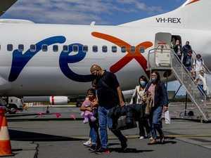 Rex uses customer complaints to attack Qantas