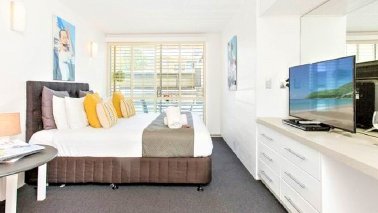 The resort studio rental in Hastings St is creating a major stir about its