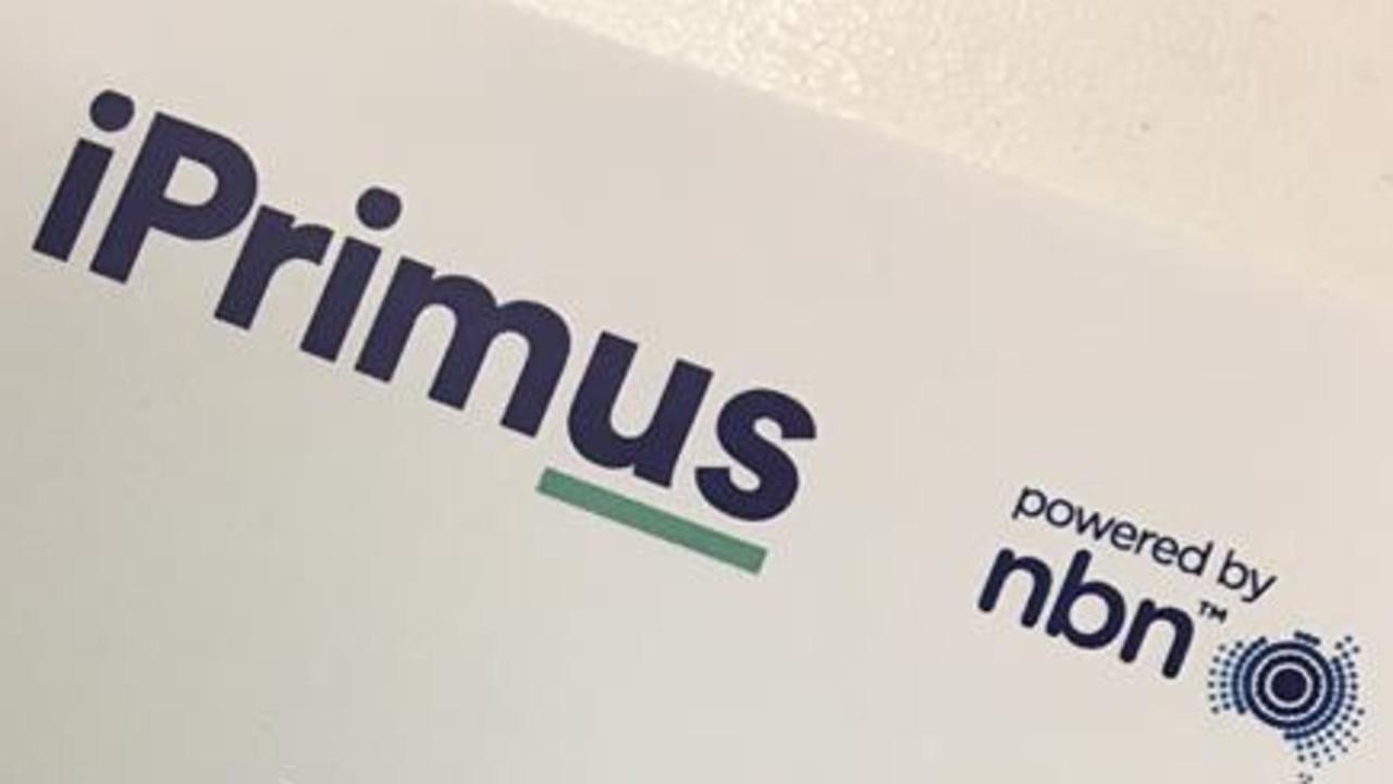 iPrimus was slugged $1 million. Supplied: Marg Wenham